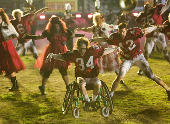 Glee's Super Bowl Episode