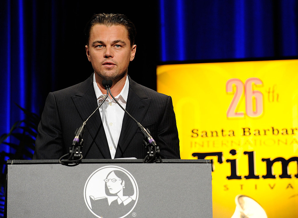 James and Leo Take Day Trips From LA For the Santa Barbara Film Festival