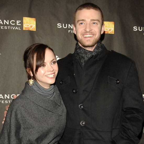 Christina Ricci and Justin Timberlake teamed up at the 2007 Sundance Film Festival to premiere their film, Black Snake Moan.