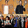 Pictures of The King&#039;s Speech Stars, Natalie Portman, the Cast of Modern Family in the 2011 SAG Awards Press Room 2011-01-31 07:43:23