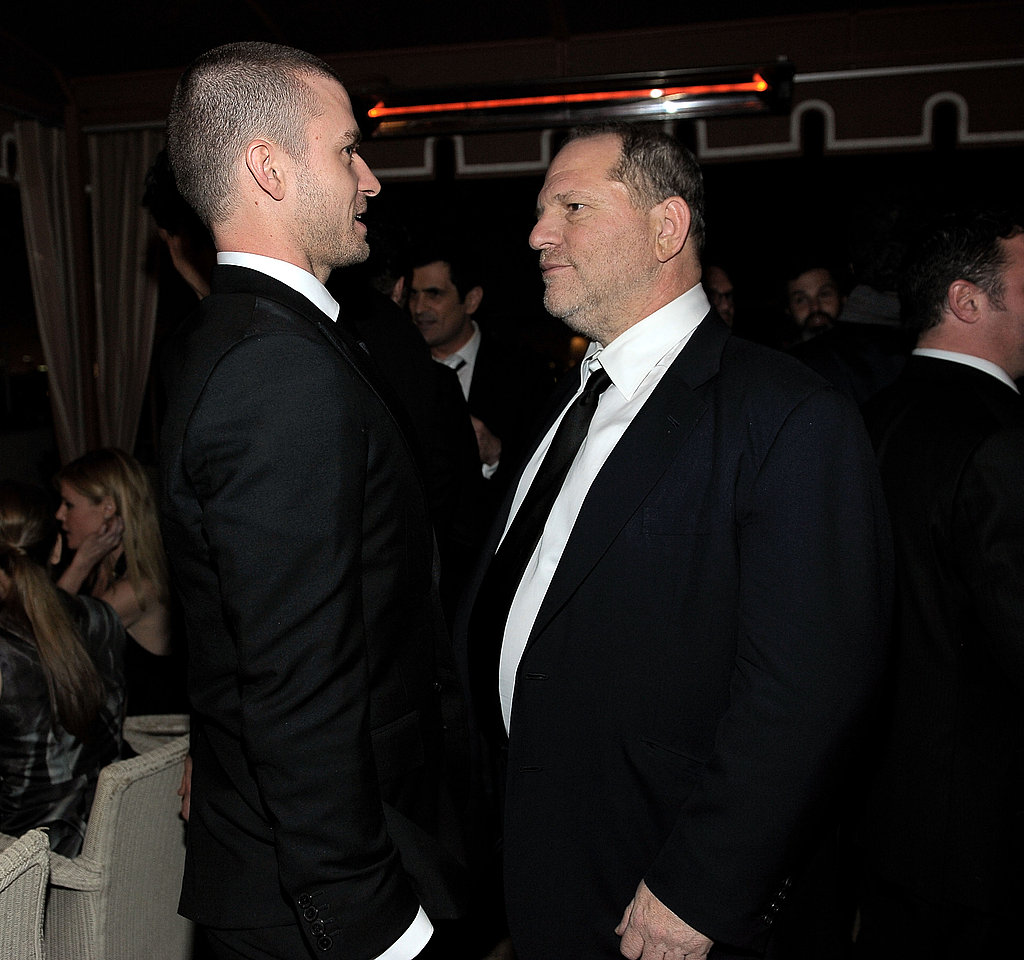 Mila Kunis, Justin Timberlake, Tobey Maguire, and More Celebrate the SAGs at the Weinstein Company Afterparty!