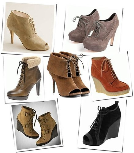 Ankle Boots on Sale