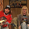Video of Wayne&#039;s World Oscar Skit
