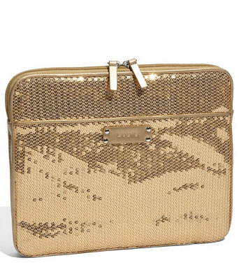 Lodis Daisy Sequin iPad Sleeve ($88)