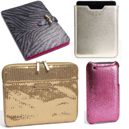Sparkly, Shiny, Luxurious Gadget Cases: Love 'Em or Leave 'Em?