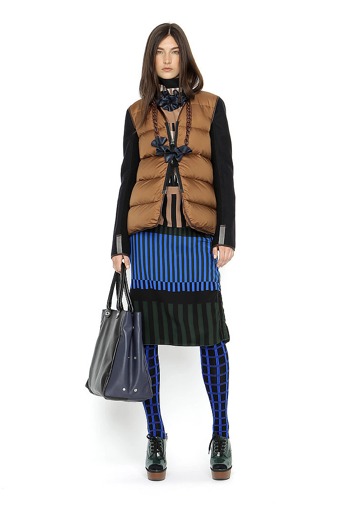 "Consuelo Castiglioni Creates a ""Witty, Easy, and Oversized"" Collection for Marni Pre-Fall"