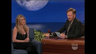 Video of Jennifer Aniston On Conan 2/1/2011