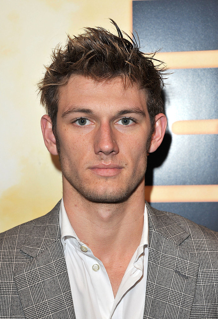Alex Pettyfer and Teresa Palmer Represent I Am Number Four as a Twosome