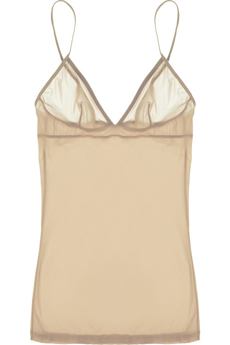 Bodas Sheer Tactel Slip ($99)