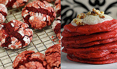 Red Velvet Cupcakes and Cookies in Los Angeles