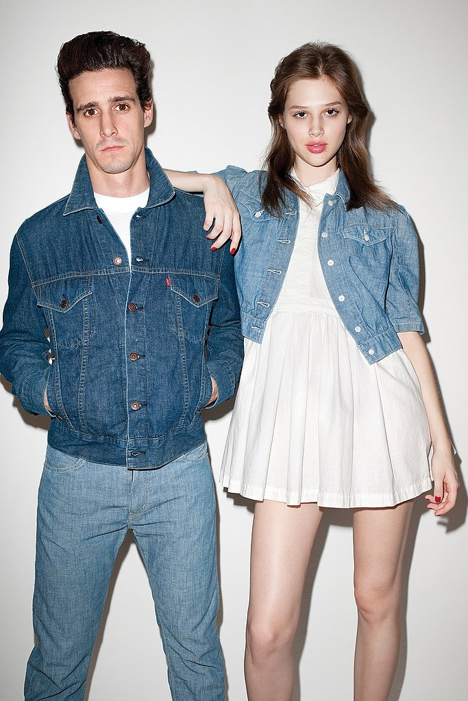 Photos of Levi's and Opening Ceremony Third Collection
