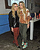 Pictures of Mary-Kate, Ashley, and Elizabeth Olsen at a TEXTILE Elizabeth and James Bash 2011-02-03 06:27:32
