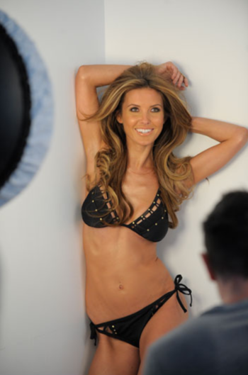 Audrina Patridge Shows Off Her Sexy Bikini Body For Bongo