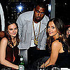 Pictures of Leighton Meester and Minka Kelly at a Nylon Party For The Roomate