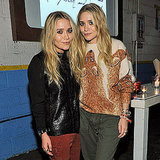 Mary-Kate and Ashley Celebrate Their Line With Elizabeth, Not James