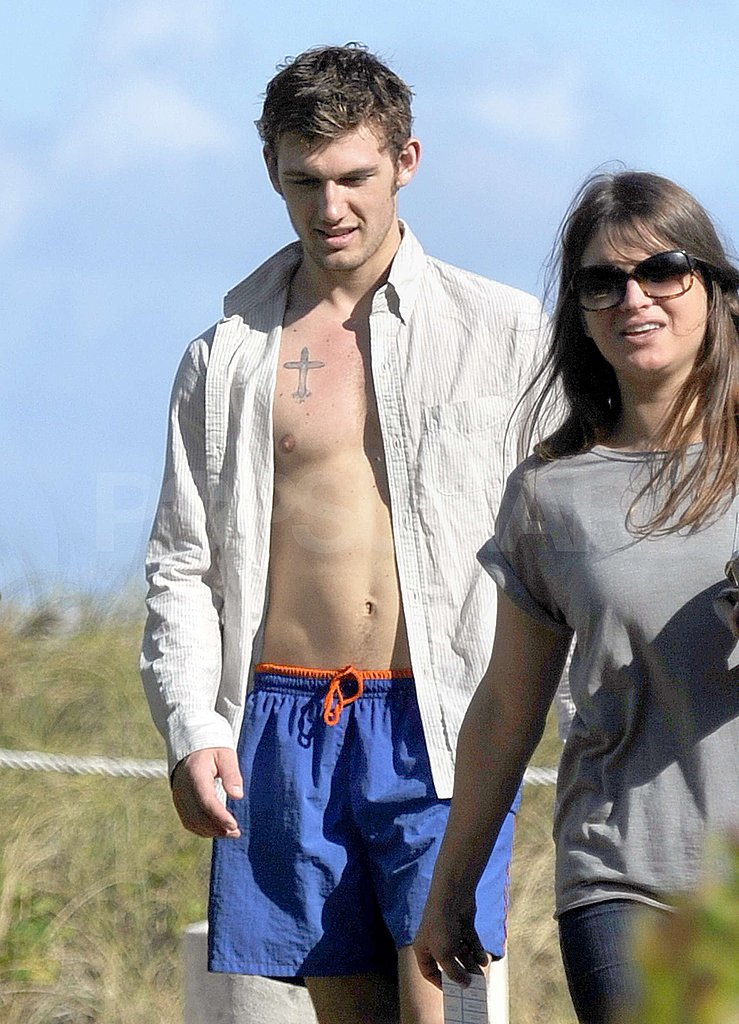 Alex Pettyfer Photos