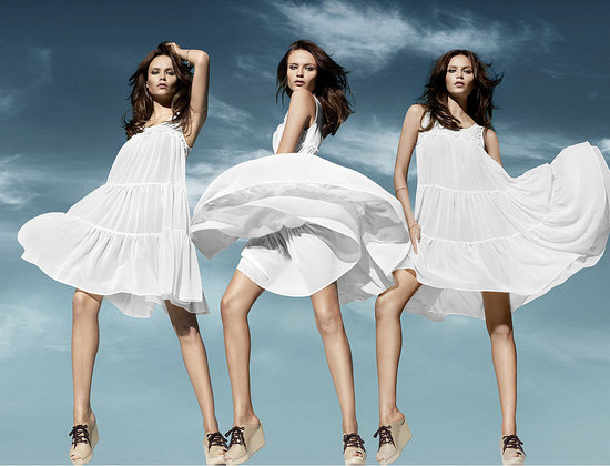 See H&M's New Sustainable Conscious Collection Before It Hits Stores!