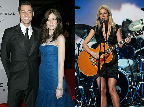 Gywneth Paltrow, Mandy Moore, Zachary Levi to Perform at the 2011 Oscars