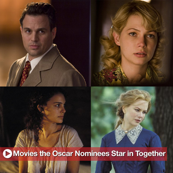 Movies the Oscar Nominees Have Been in Together