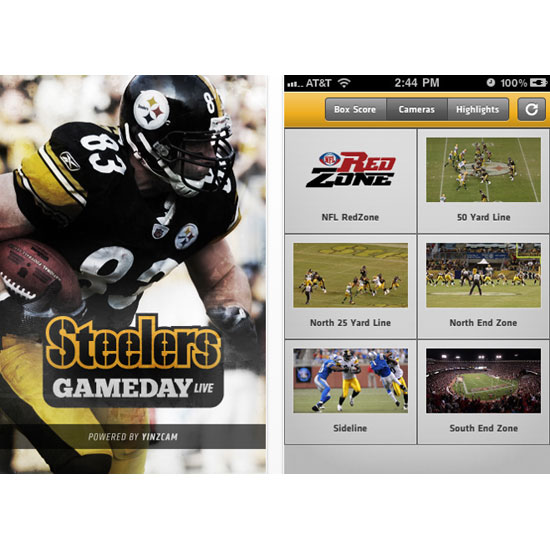Steelers Game Day Live (Free)