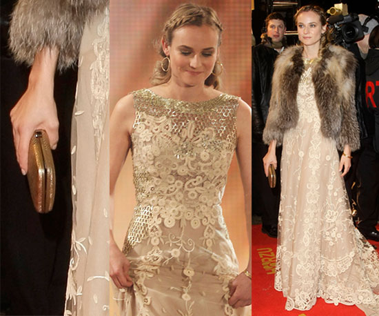 Diane Kruger From All Angles at the Goldene Kamera Awards in Berlin