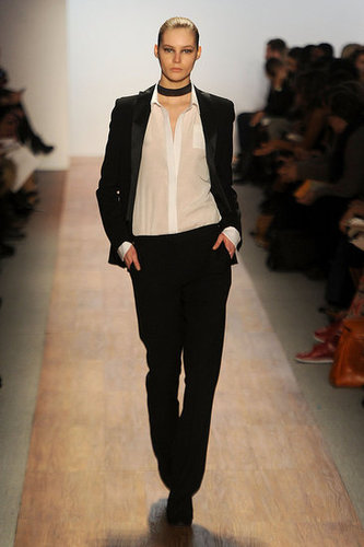 Fall 2011 New York Fashion Week: Max Azria