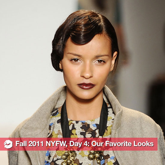 Our Favorite Looks From Fashion Week So Far: Day 4