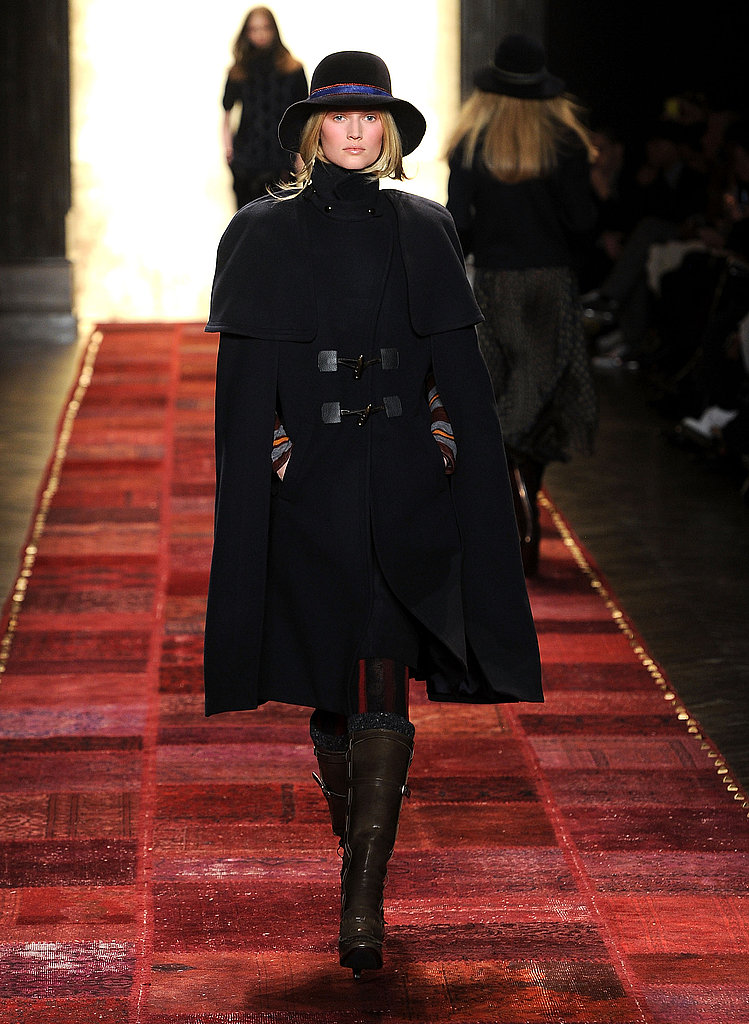 2011 Fall New York Fashion Week: Tommy Hilfiger