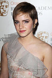 Emma Watson at the BAFTAs