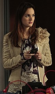 Leighton Meester as Blair Waldorf Style in Gossip Girl 2011-02-07 17:40:08