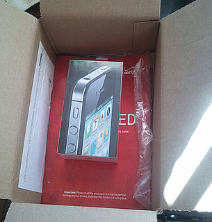 Verizon iPhone 4 Arrives Early