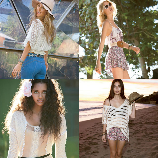 Free People's Beachy-Cool February Catalog Warms Our Hippie Hearts