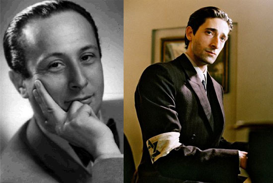 Adrien Brody, The Pianist
