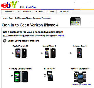 eBay Phone Trade-In Program