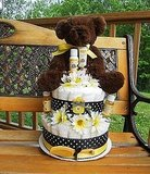 Bath-Time Diaper Cake