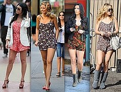 Blake Lively Romper on Blake Lively  Jumpsuit  Kate Hudson  Kim Kardashian  Kourtney