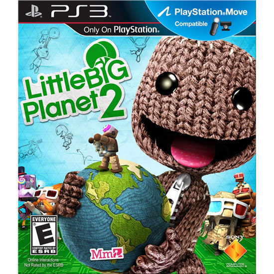 LittleBigPlanet 2 ($60)