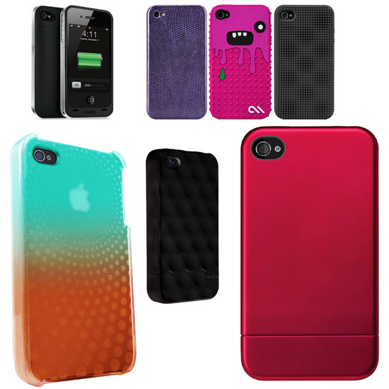 5 Stylish Cases For Your Verizon iPhone 4