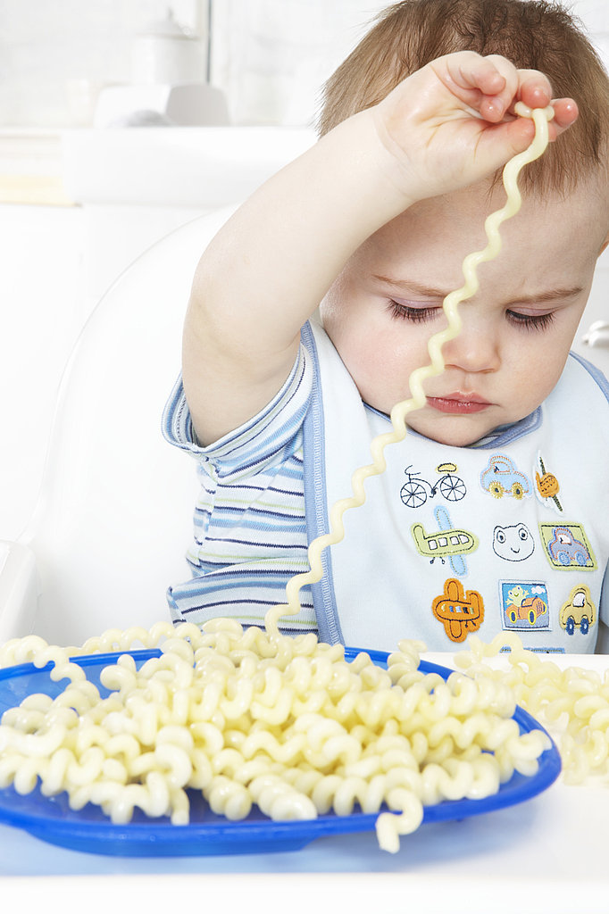 At What Age Could Your Child Completely Feed Himself?