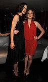 Keira Knightley and Elisabeth Moss Enjoy Their Hour in the Spotlight