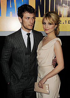 Pictures of Alex Pettyfer, Teresa Palmer, Dianna Agron at the I Am Number Four Premiere in LA 2011-02-10 11:42:31