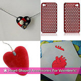 Heart-Shaped Accessories