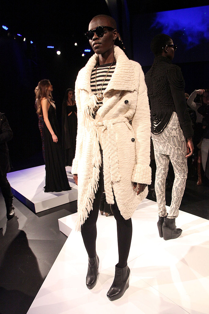 2011 Fall New York Fashion Week: Mara Hoffman