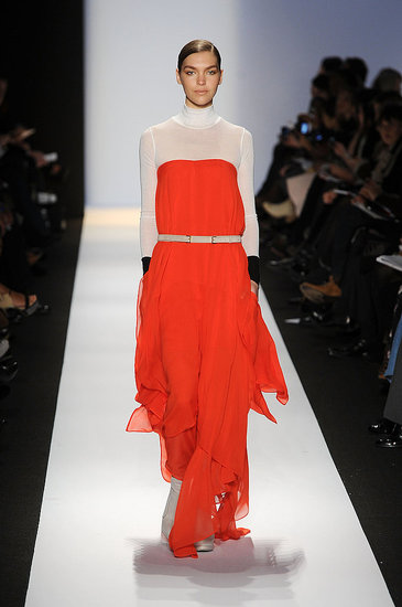 Runway Review: BCBG Fall 2011 Runway Show