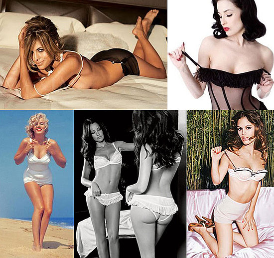 Valentine's Day Lingerie Guide: The Pinup