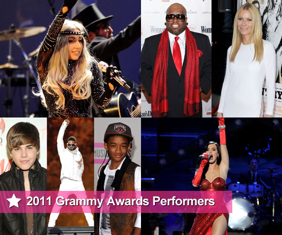 Check Out the Amazing Lineup of Grammys Performers!