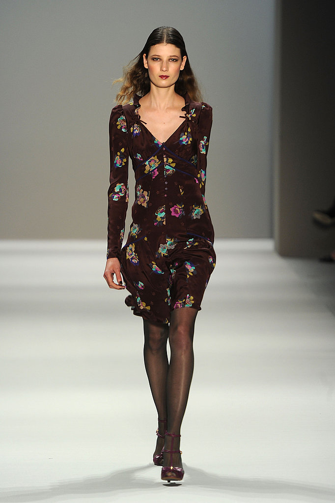 2011 Fall New York Fashion Week: Rebecca Taylor