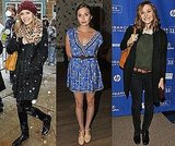 If you haven't already, get to know Elizabeth Olsen's style; yes, that's Mary-Kate and Ashley's younger sister.
