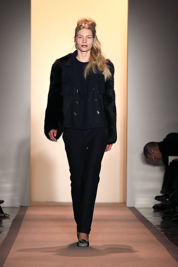 2011 Fall New York Fashion Week: Peter Som