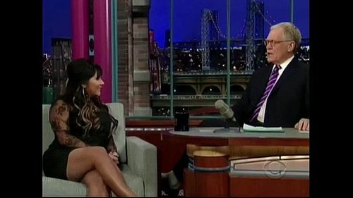 Snooki Talks Getting Arrested for Public Annoyance On Letterman